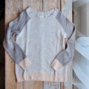 J. Crew Wool Crewneck Sweater